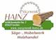 Sägewerk Hainz Logo